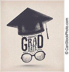 graduação, ano