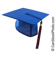 graduação, chapéu