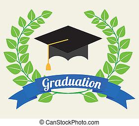 graduación, diseño