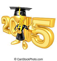 graduado, ano
