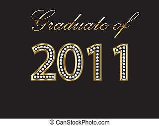 graduado, de, 2011
