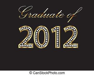 Graduate of 2012