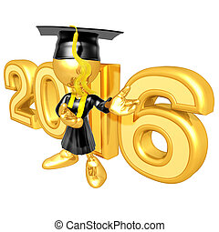 Graduate With The Year