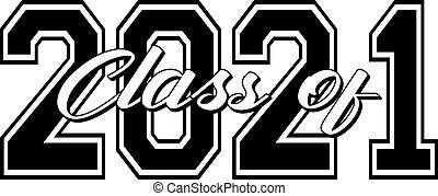 Graduating Class of 2021 Graphic