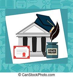 Graduation and University design