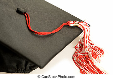 Graduation Cap and Tassle