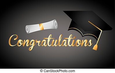 graduation design - graduation graphic design , vector ...