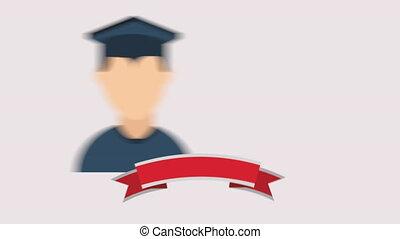 Graduation design, Video Animation HD1080