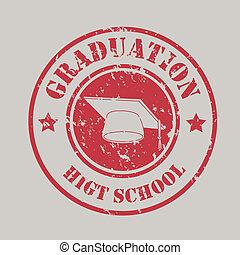 graduation seal