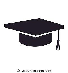 graduation student cap