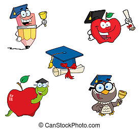 Graduation-Vector Collection