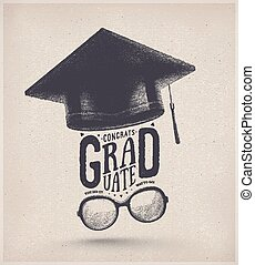 Graduation Year - Congratulations on graduation, graduate...