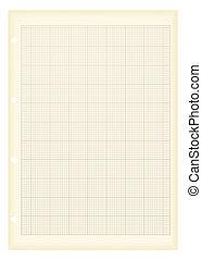 graf doklady, grunge, a4