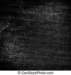 graffiato, fondo., grunge, texture., nero
