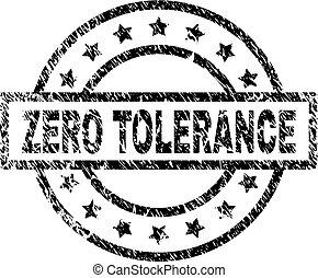 graffiato, francobollo, textured, zero, sigillo, tolleranza