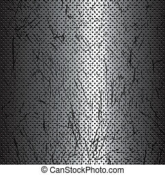graffiato, metallo, struttura, fondo