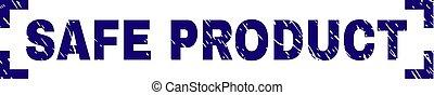 graffiato, prodotto, francobollo, angoli, sicuro, sigillo, fra, textured