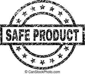 graffiato, prodotto, francobollo, sicuro, textured, sigillo