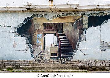 graffiti, straat kunst
