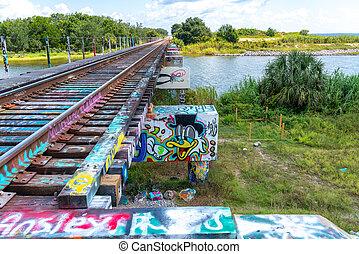 Graffitti Tracks