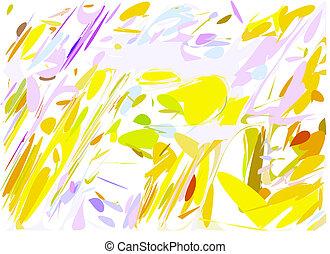 grafické pozadí, abstraktní