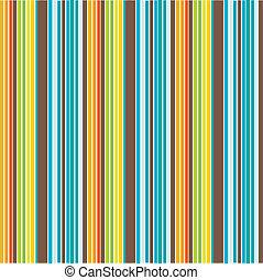 grafické pozadí, barevný, proužkovaný