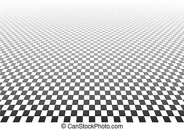 grafické pozadí., geometrický, kostkovaný