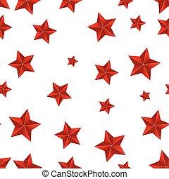 grafické pozadí, seamless, hvězda