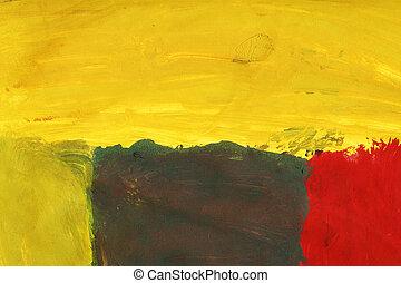 grafické pozadí, umění, abstraktní