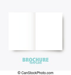 grafico, affari, pubblicazione, presentation., disegno, sagoma, opuscolo, trifold, elementi