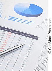 grafico, dati, analisi
