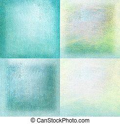 graficzny, barwny, abstrakcyjny, -, projektować, tło, textured