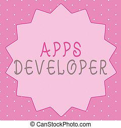 graficzny, developer., handlowy, artysta, fotografia, pokaz, apps, pisanie, nuta, eksperci, showcasing, programista, analityk, software