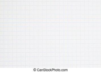 grafiek papier