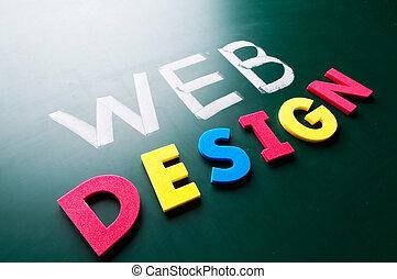 grafik, begriff, design