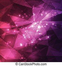 grafik, licht, abstrakt, modern, abbildung, hintergrund, vektor, design, bunter