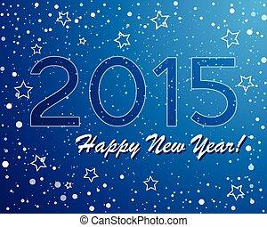 grafisch, abstract, vector, achtergrond, jaar, nieuw