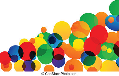 grafisch, lichten, abstract, neon, achtergrond., ontwerp