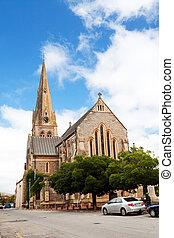 grahamstown, afrika, déli, templom