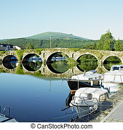 graiguenamanagh, município, kilkenny, irlanda