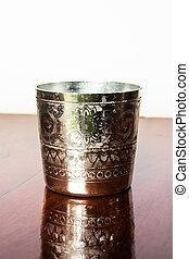 Grail silver - Old grail silver in Thailand