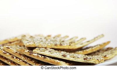 Grain biscuits