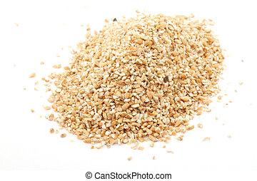 Grain of the wheat