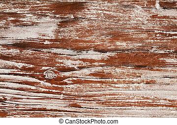 grain, planche, texture, vieux, bois, planche bois, fond