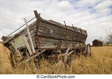 Grain wagon 4