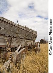 Grain wagon 5