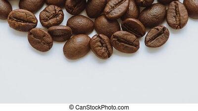 grains café, torréfaction