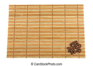 mensonge tapis bambou fond millet texture millet photographies de stock rechercher. Black Bedroom Furniture Sets. Home Design Ideas