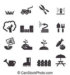 gramado, jogo, ícone
