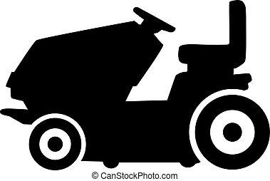 gramado, mower gás